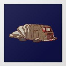 LoafWagen Canvas Print