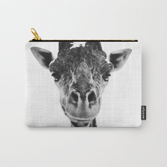 Beau Giraffe Carry-All Pouch