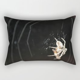 Arachnophobia 2 Rectangular Pillow
