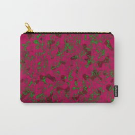 Rhubarb Spores Carry-All Pouch