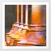 stone Art Prints featuring stone by Tereza Del Pilar
