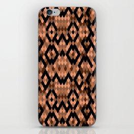 Snake pattern iPhone Skin