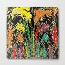 Ghosts of Rainbow Past Metal Print