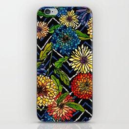 Chrissy Flowers Bohemian iPhone Skin