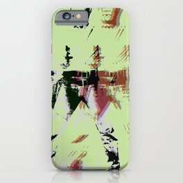 FPJ green machine iPhone Case