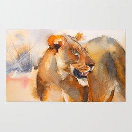 Lioness Rug