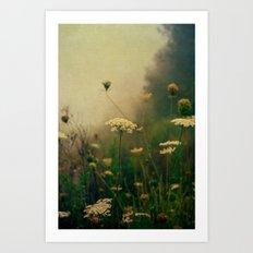 Ethereal Fog Art Print