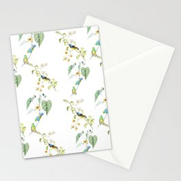 Birds #2 Stationery Cards