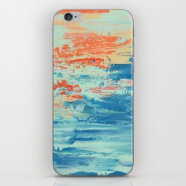 Sun and Sea iPhone Skin