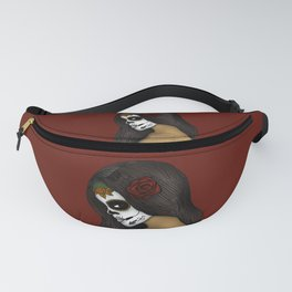 The Day Of The Dead Girl Fanny Pack