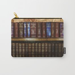 Read A Book! Carry-All Pouch