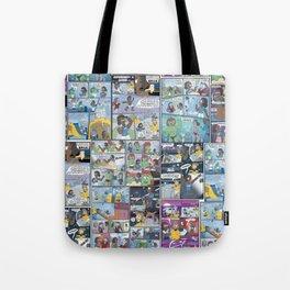 Landlubber Super-Shirt Tote Bag