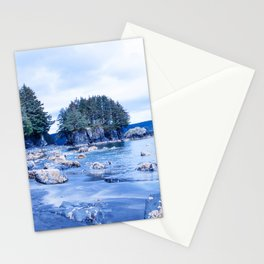 Spring Beach Photography Print Stationery Cards
