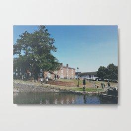 Stourport Metal Print