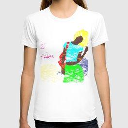 Color Girls Traveler T-shirt