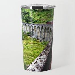 All Aboard The Hogwarts Express Travel Mug