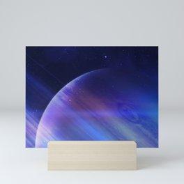 Secrets of the galaxy Mini Art Print