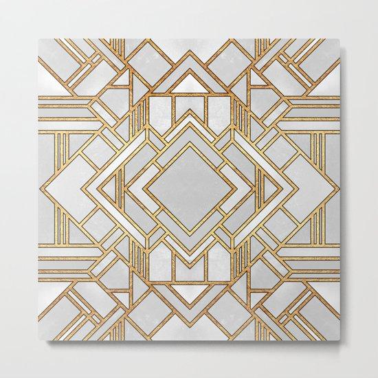 Art Deco 1 Metal Print