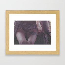 Minolta - Kelsey Framed Art Print