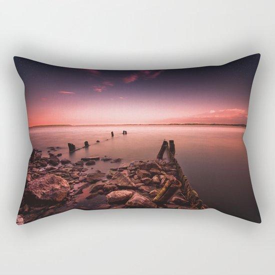 Sometimes i feel.. Rectangular Pillow