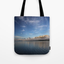 Opposite Shore Tote Bag