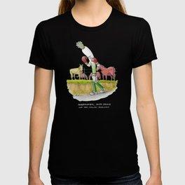 Horseradish, Pinto Beans and The Italian Scallion T-shirt