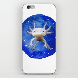 Axolotl iPhone Skin