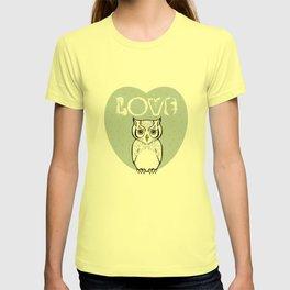 Ow Love T-shirt