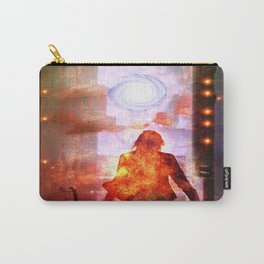 Her Infernal Exit Carry-All Pouch