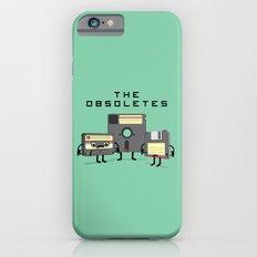 The Obsoletes (Retro Floppy Disk Cassette Tape)  Slim Case iPhone 6s