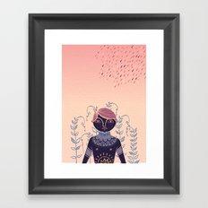 Beta Framed Art Print