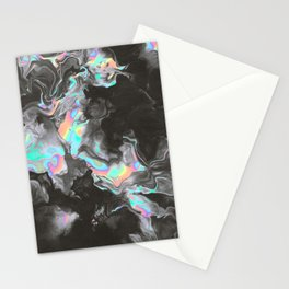 SPACE & TIME Stationery Cards