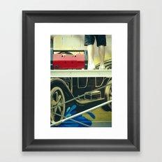 Graff 1 Framed Art Print