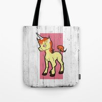 dungeons and dragons Tote Bags featuring DUNGEONS & DRAGONS - UNI by Zorio