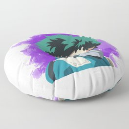 My Hero Academia Minimalist (Midoriya/Deku) Floor Pillow