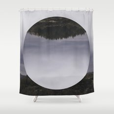 Nowhere Shower Curtain