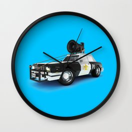 Blues bros Wall Clock