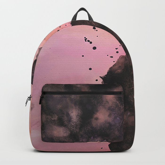 Dark Thoughts Transpired Backpack