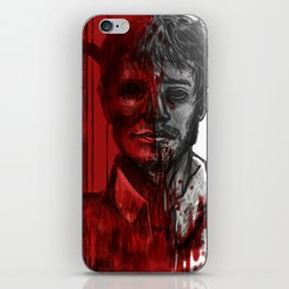 Please, someone help Will Graham  iPhone Skin