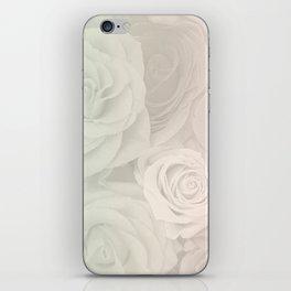 bloom in three steps iPhone Skin