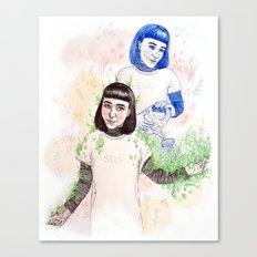 Nurture Yourself  Canvas Print