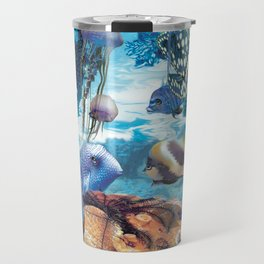 Sealife Travel Mug