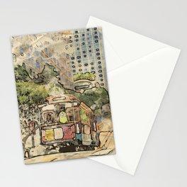 Art Studio San Francisco 216 Stationery Cards