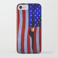 america iPhone & iPod Cases featuring America!!  by Alaskan Momma Bear