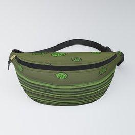 New horizon green Fanny Pack