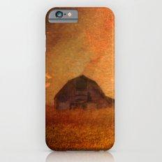 Amber Waves of Grain iPhone 6s Slim Case