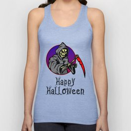 Happy Halloween Unisex Tank Top