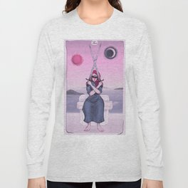 Two of Swords Long Sleeve T-shirt