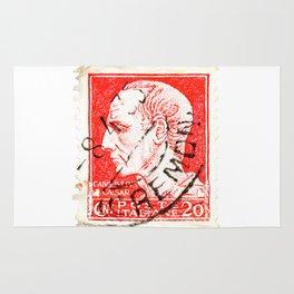 Ceasar Stamp Rug