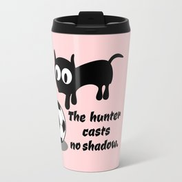 Cat Football Travel Mug
